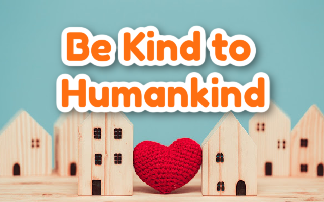 4 Ways to Be Kind to Humankind: The Candle Edition!