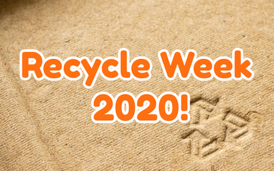 3 Ways to Join in with Recycle Week 2020!