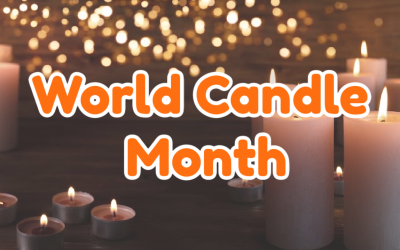 An Epic World Candle Month at Robbins Candle Co.