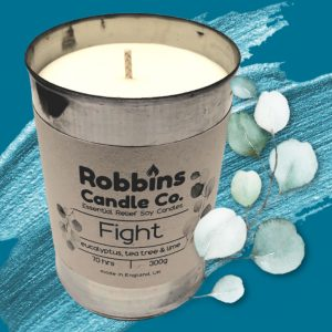 Fight Canned Candle