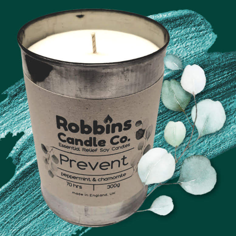 Prevent Canned Candle