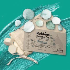 Relax Wax Melt