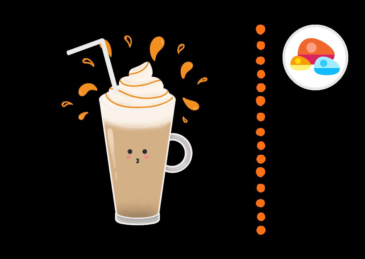 Caramel Latte