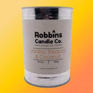 Vanilla, Tobacco & Coconut