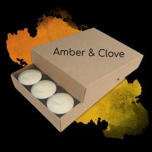Amber & Clove